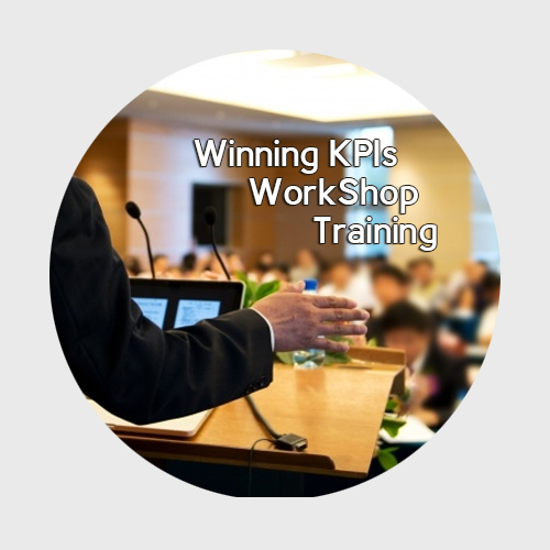 "Accredited ""Winning KPIs"" Coach / Want a ""GoToTraining"" Session"