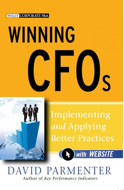 winning CFOs front cover only